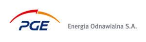Aktualne logo PGE EO SA poziom RGB